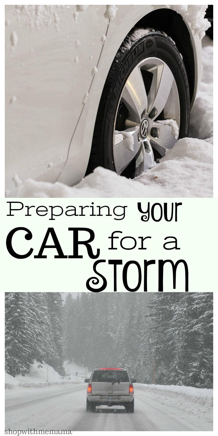 Preparing Your Car for a Storm