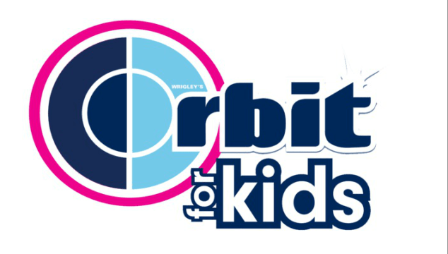 Keep Teeth Cleaner Between Brushing with Orbit For Kids Chewing Gum!