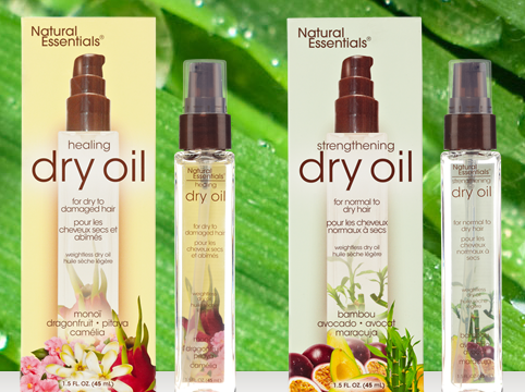 Get Gorgeous Healthy Hair with Natural Essentials