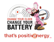 Change Your Clock Change Your Battery® (Energizer Prize Package Giveaway!)