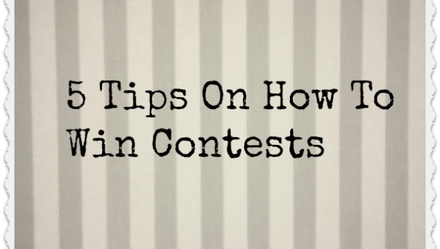 5 Tips On How To Win Online Giveaways