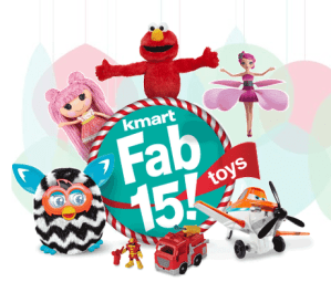 Hot Holiday Toys, Available Only at Kmart #KmartFab15