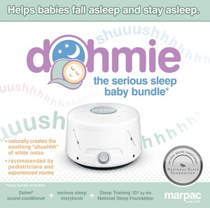 Dohmie by Marpac #serioussleep