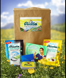 Cold and Flu Season Hits Its Peak This Month #swissherbs  #callinwell (Giveaway)