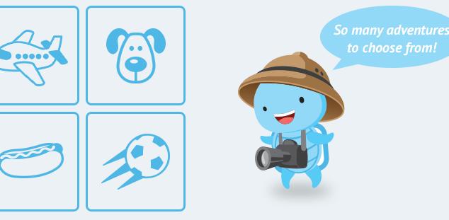 Find Adventures, Snaap Pics, Win Prizes!