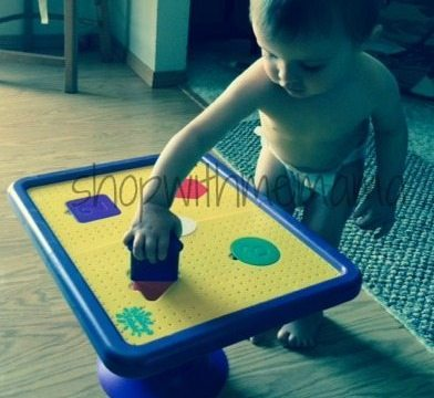 Tubby Table: Educational Bath Toy for Toddlers! (Coupon Code!)