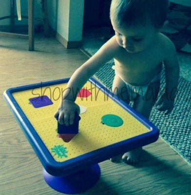 Tubby Table: Educational Bath Toy for Toddlers