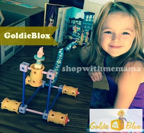 GoldieBlox Toys