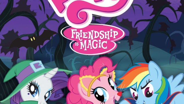 My Little Pony: Spooktacular Pony Tales on DVD Today, 9/9!