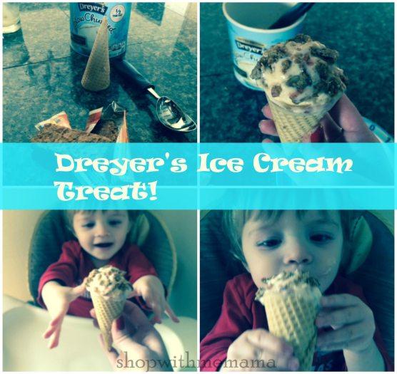 Dreyer's Ice Cream Treat