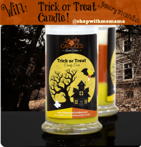 Trick Or Treat Candle By Jewelry In Candles #giftguide