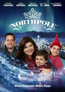 Northpole: Available on DVD Today! (Giveaway)