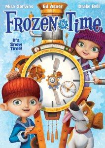 FROZEN IN TIME on DVD November 11, 2014