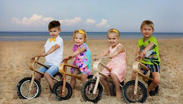 ZumZum-The Coolest Balance Bike