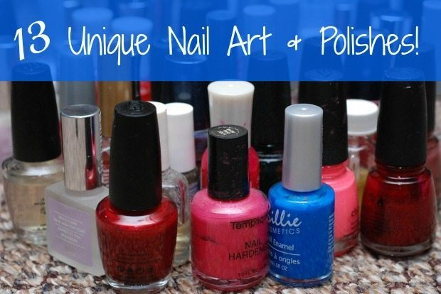 Unique Nail Art & Polish