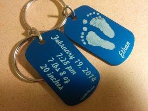 Love Motifs Custom Baby Keepsakes