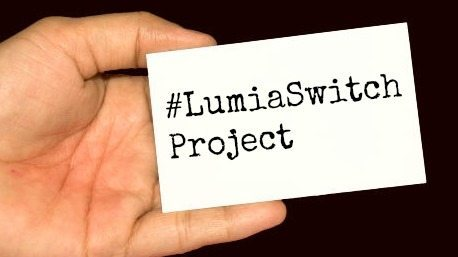 What Is The #LumiaSwitch Project? #LumiaRanks