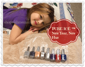 PURE ICE Newest Collection: New Year, New Hue