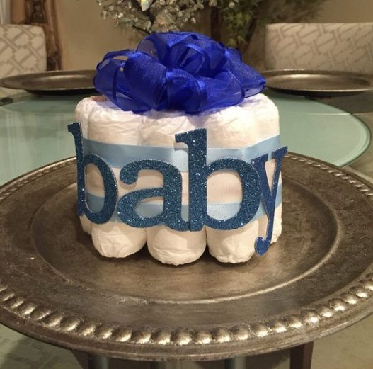 custom diaper cakes that are affordable