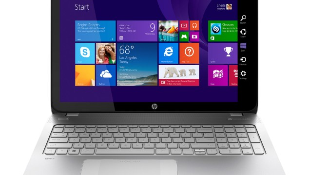 New AMD FX APU – HP Envy Touchsmart Laptop #AMDFX