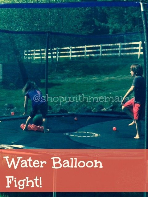 Self-Sealing Water Balloons