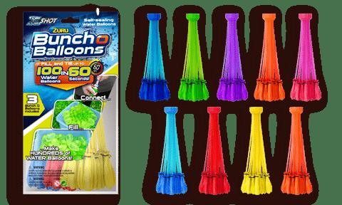 Bunch O Balloons Self-Sealing Water Balloons