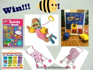 Play Toys & Books For Kids (Huge Giveaway!)