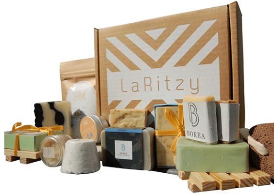 LaRitzy Spa Box