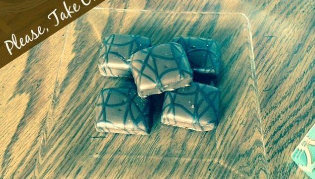 Weight Watchers Sweet Baked Goods Salted Caramel Brownie Bliss #TasteAndBelieve