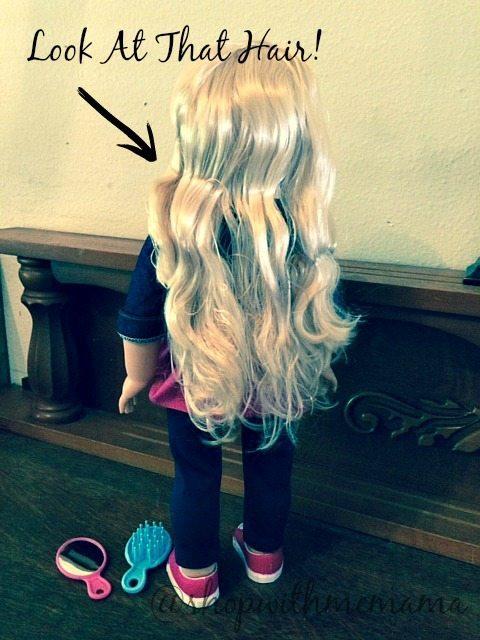 my friend cayla hair