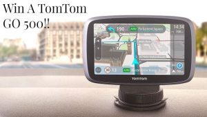 TomTom GO 500 Makes It Easier To Map Your Route #GetHomeFaster