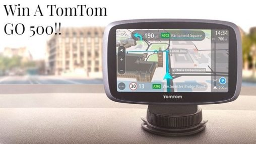win a TomTom GO 500