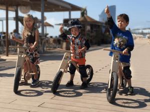 Leg&Go Merges 8 Bikes Into 1!