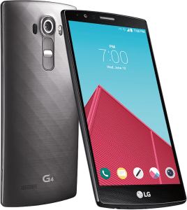 Check Out The New LG G4 Smartphone! #LGG4