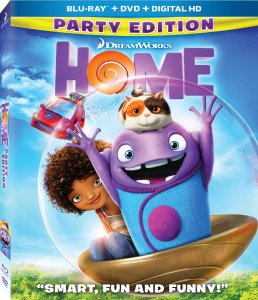 Home Party Edition On Blu-ray+DVD+Digital HD #HomeInsiders