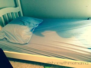 BSensible® 2 in 1 Waterproof Fitted Sheet