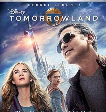 Tomorrowland on Blu-ray, Digital HD and DMA