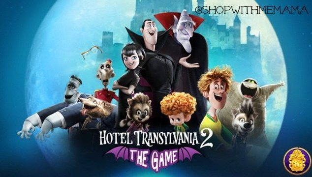 Hotel Transylvania 2 Game For iPhone, iPad and iPod!