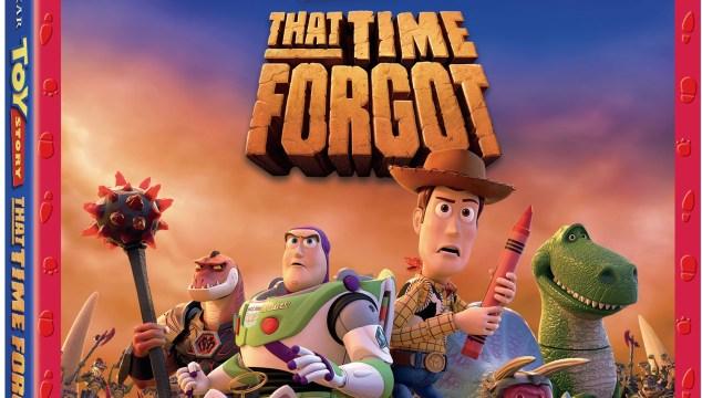 Disney Pixar Toy Story That Time Forgot