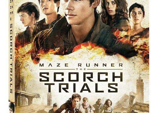 MAZE RUNNER: THE SCORCH TRIALS #ScorchInsiders #SurviveTheScorch
