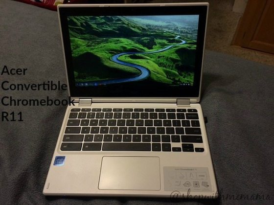 Acer Convertible Chromebook R11