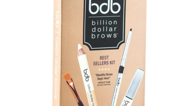 Brighten Your Holidays with Billion Dollar Brows! (Giveaway)
