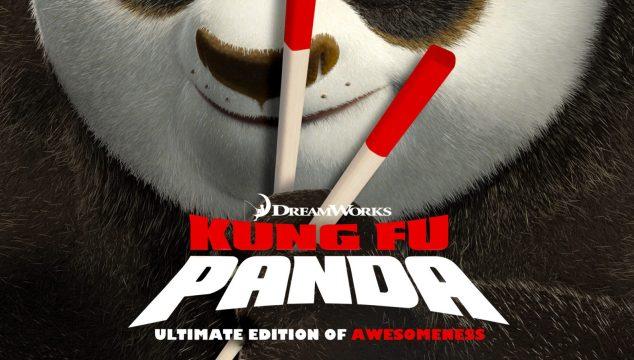 Kung Fu Panda and Kung Fu Panda 2 #PandaInsiders