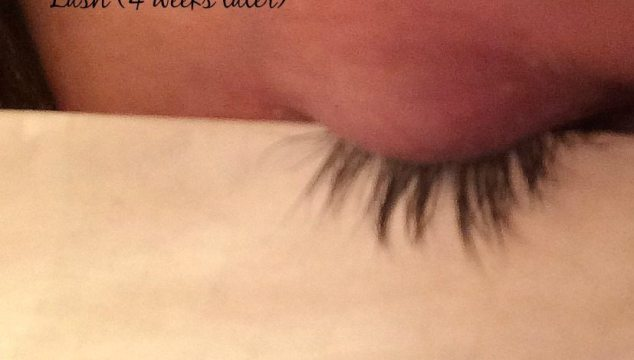 Longer Thicker Lashes With Longer Lash