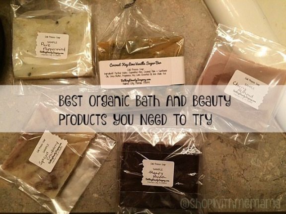 Best Organic Bath And Beauty Products You Need To Try