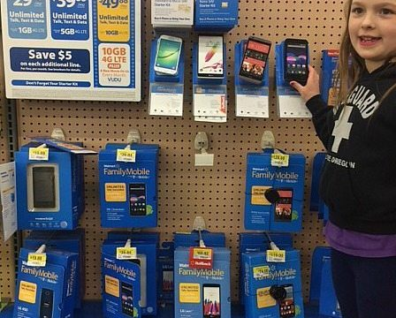 Data And A Movie with Walmart Family Mobile Plus #DataAndAMovie