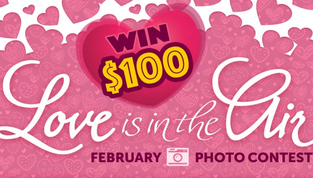 Valentine's Day Child Friendly Activity And Photo Contest!