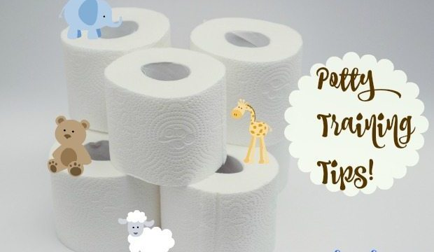 Potty Training Tips With Pampers Easy Ups #PampersEasyUps
