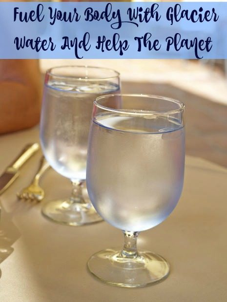 Fuel Your Body With Glacier Water And Help The Planet