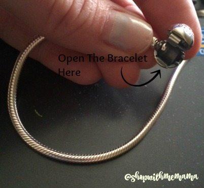 How to open a Glamulet bangle bracelet
